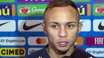 "Everton espera una ""guerra"" de Brasil contra Perú en la final de la Copa América"