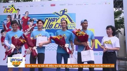 Chạy Đi Chờ Chi- Sự kiện Run For Fun được fan hâm mộ ủng hộ nhiệt tình - Running Man Việt Nam