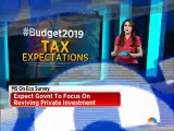 Surabhi on tax incentives that India Inc expects