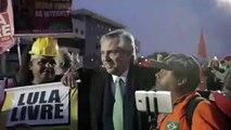 Fernández visita Lula