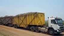 world long truck watch