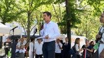 Le discours de François Ruffin lors du rassemblement à Paris sur la maladie de Lyme