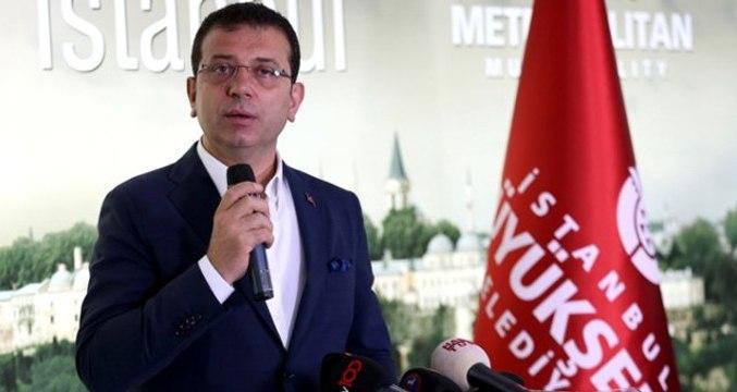 Ekrem İmamoğlu, Taksim ile ilgili projesini anlattı