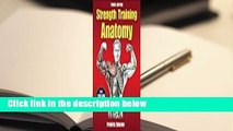 Full version  Strength Training Anatomy  Best Sellers Rank : #4