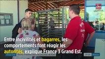 Canicule : les Français sèment la pagaille dans les piscines allemandes