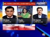 Regulatory power of NBFCs should come to RBI, says former DG RBI HR Khan