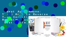 Beat Autoimmune: The 6 Keys to Reverse Your Condition and Reclaim Your Health  Best Sellers Rank