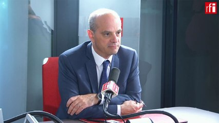 Jean-Michel Blanquer - RFI jeudi 4 juillet 2019