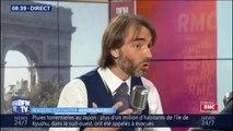 """Cédric Villani (LaRem) juge """"pas fair-play"""" les rétentions des notes du bac"""
