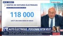 Automobile: pourquoi les Européens boudent les voitures électriques