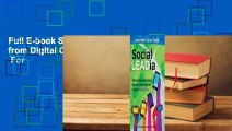 Full E-book Social Leadia: Moving Students from Digital Citizenship to Digital Leadership  For