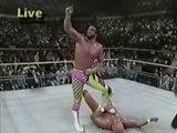 Macho King Randy Savage vs Hulk Hogan (The Main Event III - 02.23.90)