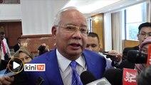 Najib ulas Zahid kembali terajui Umno