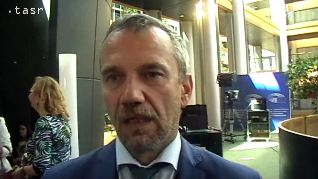M. Beňová, R. Hajšel a P. Pollák o voľbe nového šéfa europarlamentu
