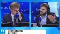 """Marc Fesneau sur les municipales : """"Notre préférence est qu'Anne Hidalgo ne soit plus maire de Paris en 2020"""""""