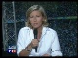 TF1 - 9 Juillet 2006 - Météo (Catherine Laborde), teasers, pubs, JT 20H (Claire Chazal)