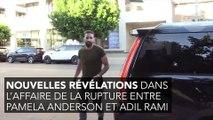 """VIDÉO - Pamela Anderson publie une """"preuve"""" des violences d'Adil Rami"""