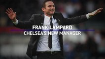 'It's a great fit' - Frank'It's a great fit' - Frank Lampard, Chelsea's new manager