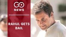 Rahul Granted Bail