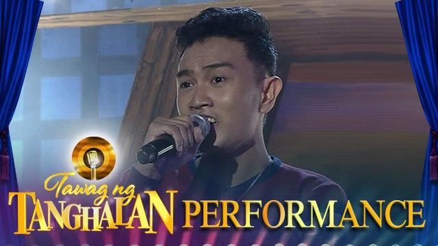 Owen Gonzaga | Feeling Good | Tawag Ng Tanghalan