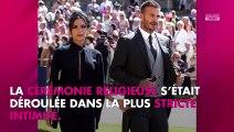 David Beckham : L'adorable message de Victoria pour leur 20ème  anniversaire de mariage