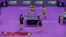 Tomokazu Harimoto/Koki Niwa vs An Jaehyun/Cho D. | 2019 ITTF Korea Open Highlights (R16)