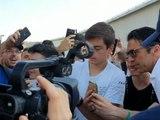Juventus - Buffon est arrivé à Turin