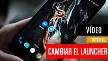 Cómo cambiar el launcher por defecto en Android