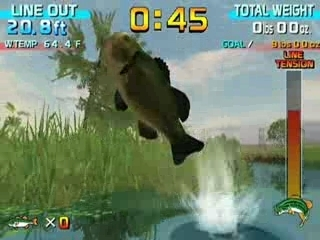Sega Bass Fishing – Trailer – Wii