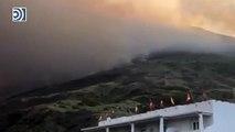 Al menos un muerto por la erupción del volcán 'Stromboli', en Italia