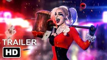 GOTHAM CITY SIRENS (2019) Trailer HD Concept | Margot Robbie, Anne Hathaway, Peyton List