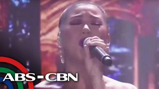 Morissette, muling nakasama si legendary singer Michael Bolton sa isang show | UKG