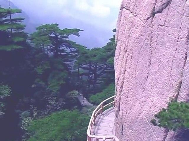 Visiting Huangshan region