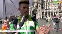 L'Avenir - Tour de France 2 - Les touristes sur la Grand-Place de Bruxelles