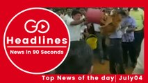 Top News Headlines of the Hour (04 July, 4:45 PM)