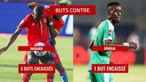 8e de finale de la CAN 2019 : le duel Ouganda - Sénégal en chiffres