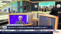 Que faut-il attendre de Christine Lagarde à la BCE ? - 04/07