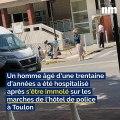 Immolation à Toulon, Richard Virenque, agrumes menacés: voici votre brief info  de jeudi après-midi