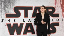Daisy Ridley not surprised by 'Star Wars: The Last Jedi' backlash