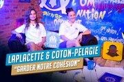 Tess Laplacette : «Garder notre cohésion»