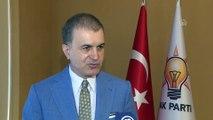 AK Parti Sözcüsü Çelik - Cumhurbaşkanı Erdoğan'ın AK Parti milletvekilleriyle toplantısı - ANKARA