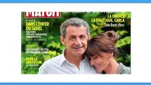 Paris Match contraint de justifier la taille de Nicolas Sarkozy sur une photo