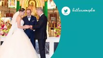 Sophie Turner and Katherine McPhee's wedding dresses revealed