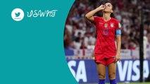 Alex Morgan's World Cup tea celebration goes viral