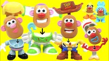 Learn Colors with TOY STORY 4 Custom LOL SURPRISE DOLLS Wrong Heads Toy School