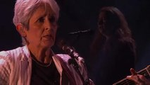 La chanteuse Joan Baez fait ses adieux à Montreux