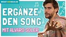 Alvaro Soler singt Macarena und Mambo No. 5