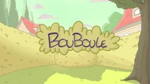 Bouboule gardien de la haie - Film d'animation