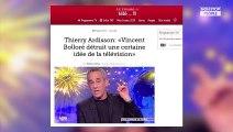 "Emmanuel Macron ""arrogant"" ? Thierry Ardisson balance !"