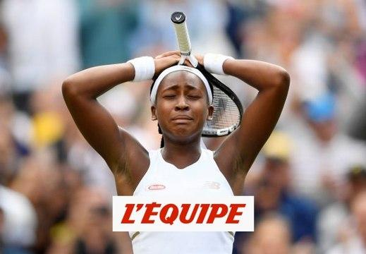 Quand Cori Gauff est née - Tennis - Wimbledon